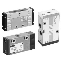 pneumatics - pneumatically operated valves