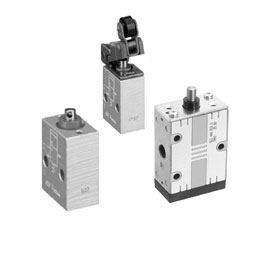 pneumatics - mechanically operated valves