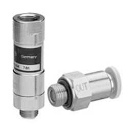 pneumatics - check valves