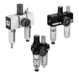 pneumatics - maintenance units