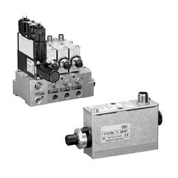 pneumatics - position monitoring